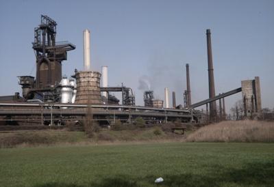 Abbildung einer Industrieanlage