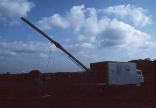 Aufbau des Kamins