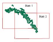 Karte 8: Wasserhaushalt und Bodenabbau