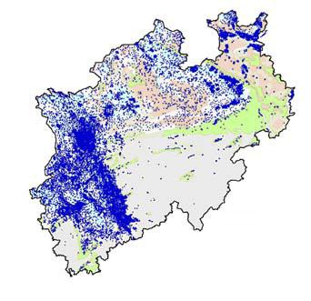 grundwasserstand karte nrw LANUV: Grundwassermess stellen