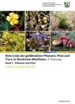 Rote Liste der gefährdeten Pflanzen, Pilze und Tiere in Nordrhein-Westfalen, 4. Fassung
